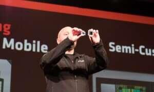 AMD Fenghuang 15FF niszczy Intel Core i7-8809G w teście wydajności