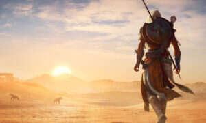 [AKT.] Assassin's Creed Odyssey ujawniony przez… brelok