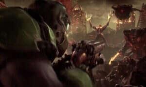 Doom Eternal przeniesie nas na ziemskie pogorzelisko