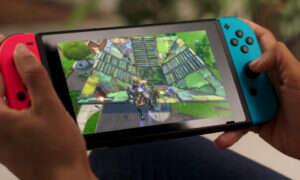 Fortnite zostanie wypuszczony na Nintendo Switch