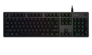 Logitech wprowadza do sprzedaży klawiatury z kilkoma wersjami przełączników