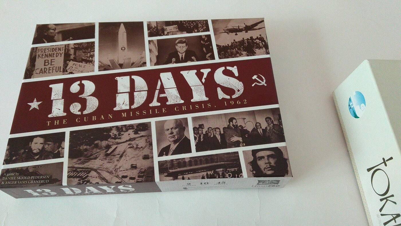 Cuban Missile Crisis pudło