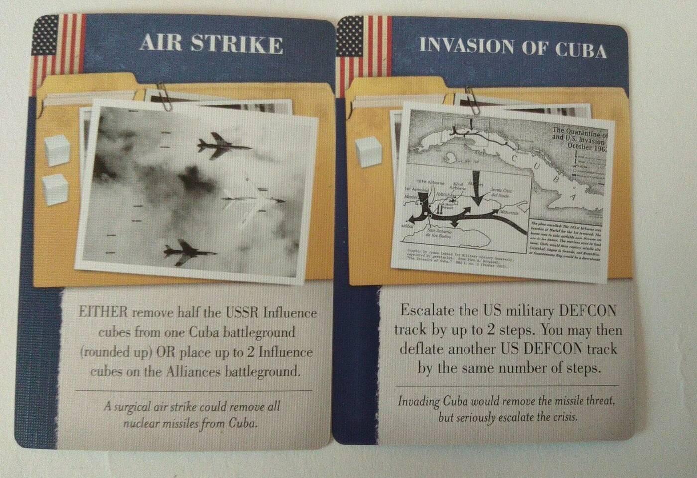 Cuban Missile Crisis karty