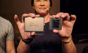 AMD Radeon Pro Vega 20 ukazuje się światu