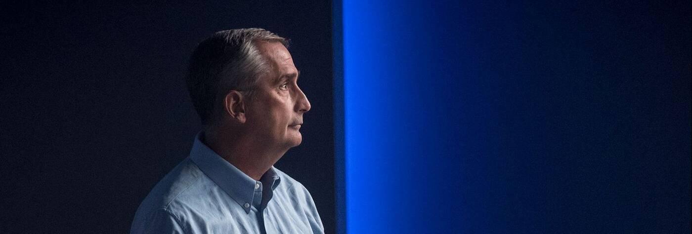 Intel, CEO, CEO Intela, Brian Krzanich, Brian, Krzanich, odejście, prezes