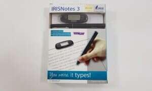 Krótki test cyfrowego pióra IRISNotes 3