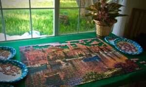 A latem ułożymy puzzle