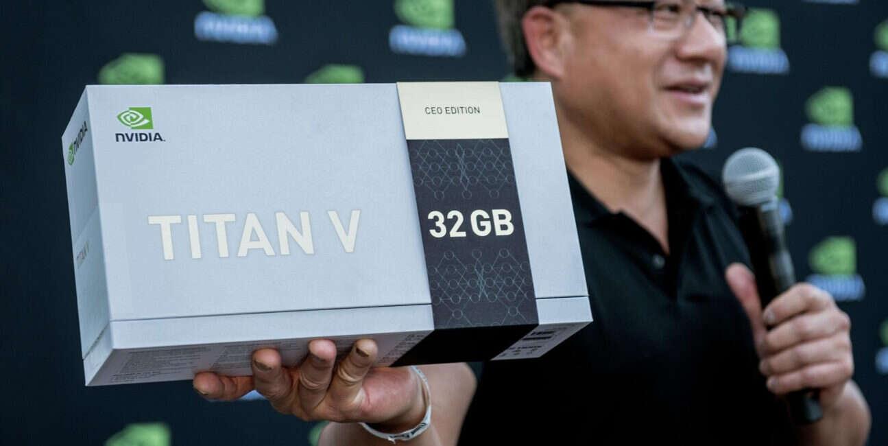 Titan V CEO Edition