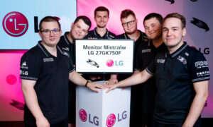 AGO Esports nawiązało współpracę z LG