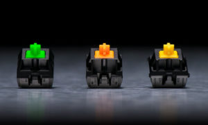 Razer odda producentom klawiatur swoje przełączniki mechaniczne