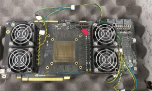 Zdjęcie karty Nvidia Turing wpadło do sieci