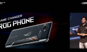 ROG Phone – smartfon dla graczy w wykonaniu ASUSa