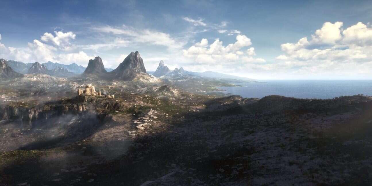 The Elder Scrolls VI, Starfield, Bethesda, The Elder Scrolls, TES VI, zwiastun, trailer, E3 2018, zapowiedź,