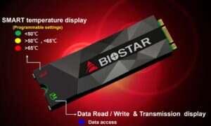 M500 – nowe dyski SSD od Biostara na złącze M.2