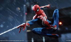 Nowy Spider-Man podbija konferencje Sony