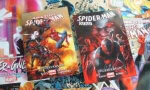 W sieci Spiderversum – podwójna recenzja komiksu