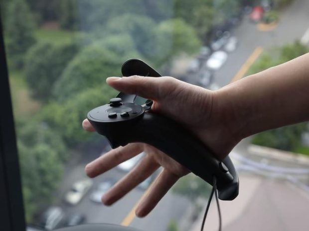 Valve, Steam, VR, kontroler, Knuckles EV2 VR, Knuckles,