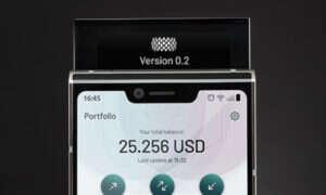 Telefony z blockchainem są coraz bliżej
