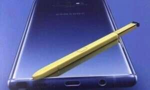 Znamy cenę Galaxy Note 9 w wersji 128 GB i 512 GB