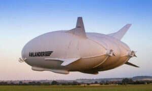 Jakie zastosowanie będzie miał największy na świecie statek powietrzny?