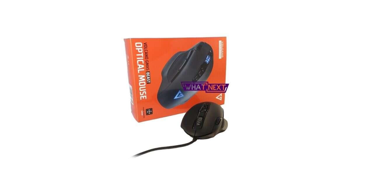 Modecom, GMX5, Modecom GMX5 Beast, GMX5 Beast, test, myszka, recenzja, opinia, czy warto, wrażenia, cena, precyzja, jakość, PWM 3360