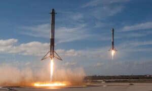 W końcu w USA doceniono rakiety wielokrotnego użytku. SpaceX przed szansą na ogromny sukces