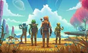 A więc to tak miał wyglądać multiplayer w No Man's Sky