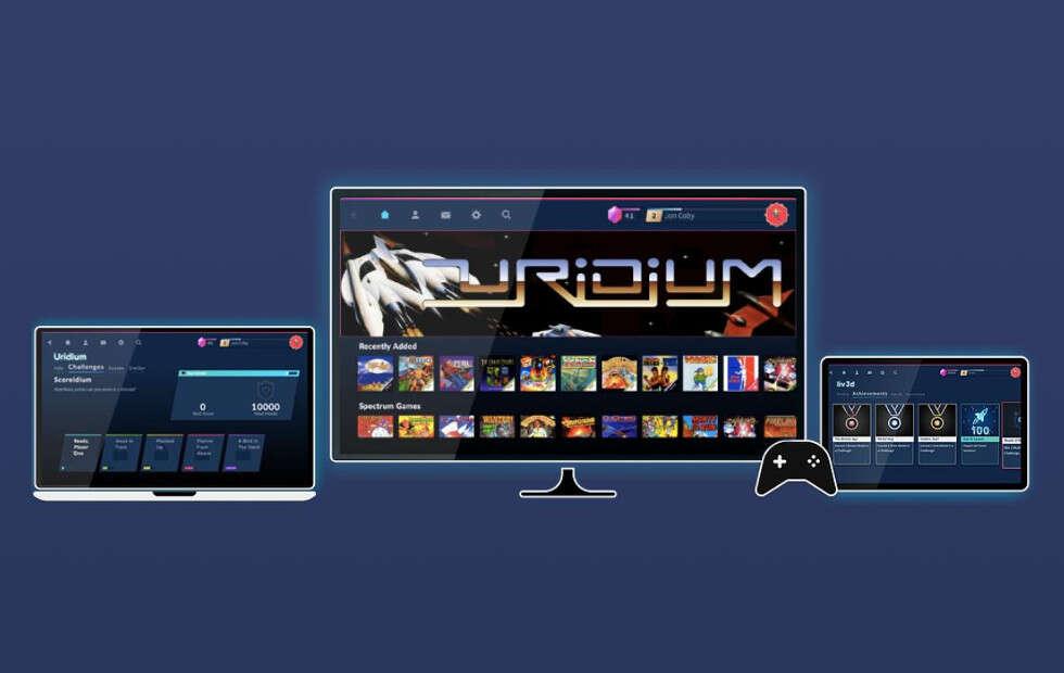Antstream, strumieniowanie, usługa, retro, stare gry, subskrypcja, szczegóły, platforma,