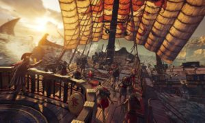 Ubisoft zorientowany pod produkcję gier-usług