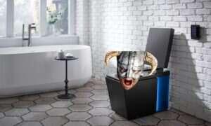 Skyrim: Very Special Edition na… inteligentnej toalecie.
