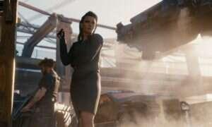 Cyberpunk 2077 to z natury polityczna gra, która zaangażuje gracza intelektualnie