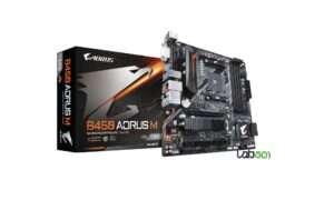 Gigabyte Aorus Pro i Aorus M na chipsetach AMD B450