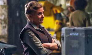 W nowych Gwiezdnych Wojnach pojawi się Leia