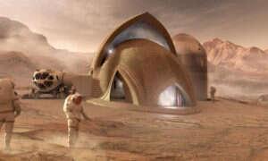 NASA ujawnia finalistów konkursu na marsjańskie mieszkanie