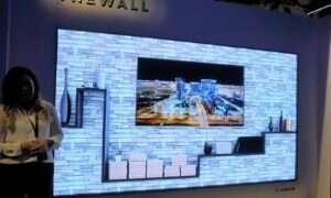 Samsung modyfikuje telewizor The Wall