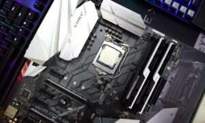 Aktualizacje płyt Z370 ze wsparciem dla następnych CPU Intela