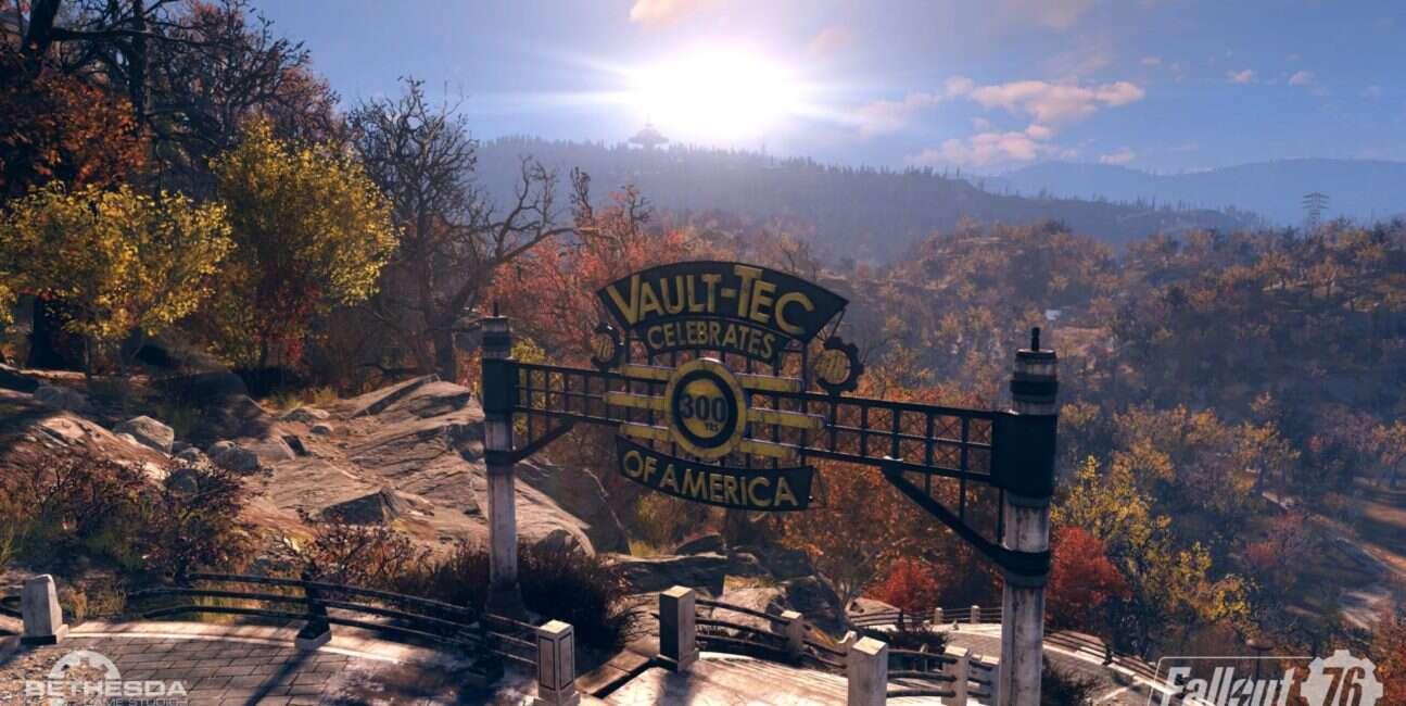 Fallout 76 ma ponad 150 godzin aktywności pobocznych