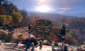 Fallout 76 z wieloma ulepszeniami i kwestia crossplayu na PS4