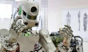 Rosja planuje wysłać humanoidalne roboty FEDOR w kosmos