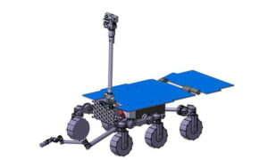 Airbus zbuduje łazik, który dostarczy pierwsze próbki soli z Marsa