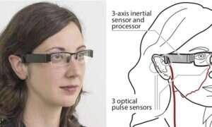 Te okulary zmierzą ciśnienie Waszej krwi