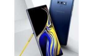 Wyciekła specyfikacja Samsunga Galaxy Note 9