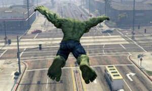 Wciel się w Hulka za pomocą moda do GTA V