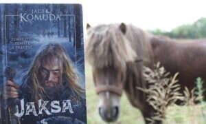 """Jacek Komuda """"Jaksa"""" – recenzja książki."""