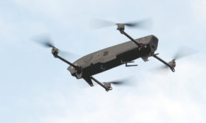 Izrael zademonstrował drona, którego można odwołać nawet w momencie ataku