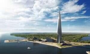 Rzućcie okiem na obecnie najwyższy budynek w Europie