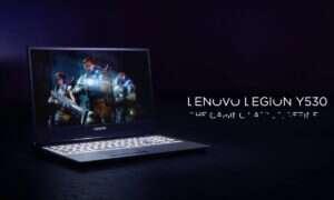 Lenovo Legion Y530 GeForce GTX 1160 na pokładzie