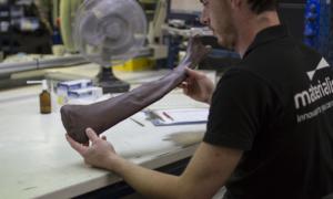 Ta firma podejmie się wydrukowania trójwymiarowego szkieletu mamuta w skali 1:1