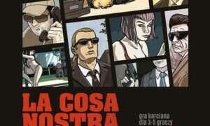 Recenzja gry planszowej La Cosa Nostra