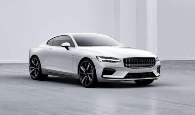 Volvo, Tesla, elektryczne samochody, Polestar, Polestar 2, mainstream, Tesla Model 3, konkurencja, electic,